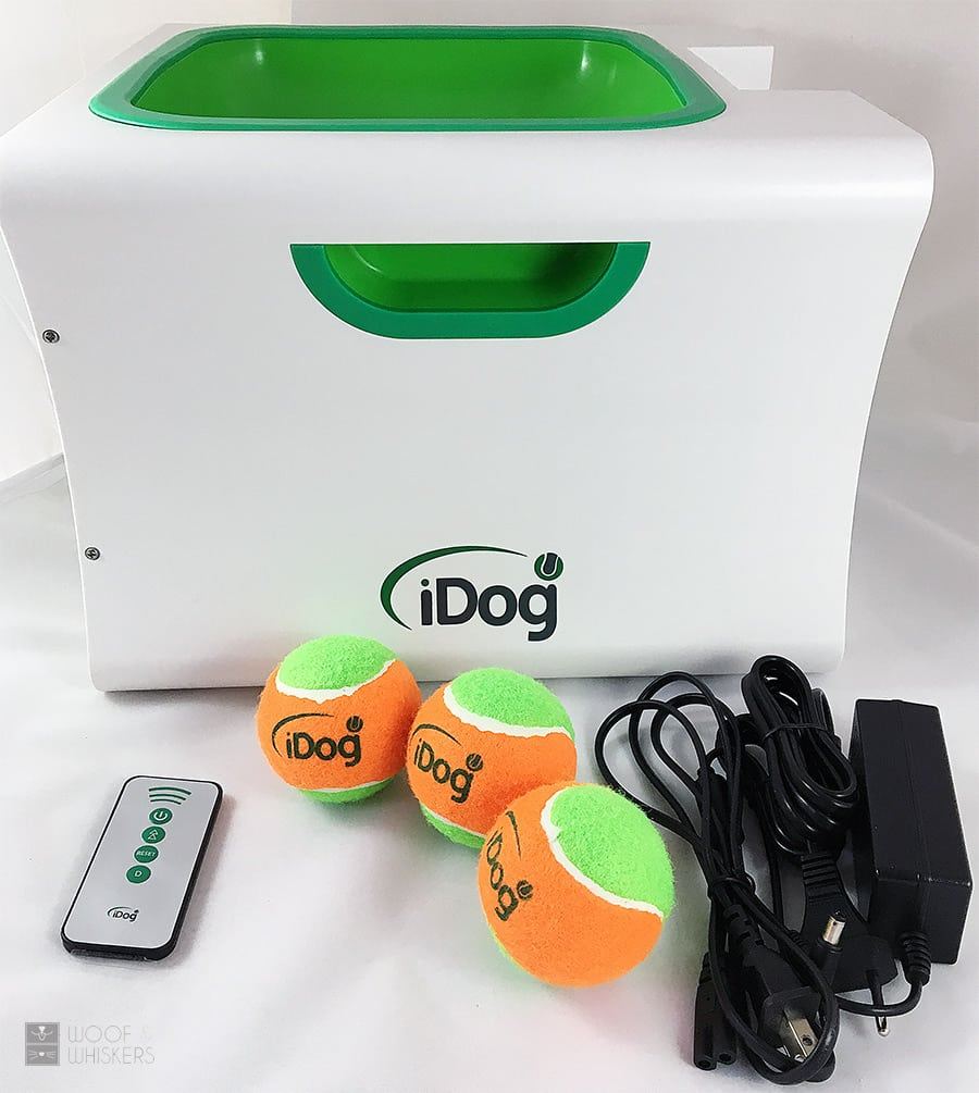 All components of the iDogmate
