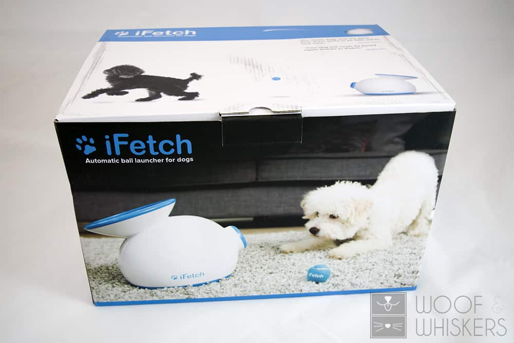 ifetch unboxing review