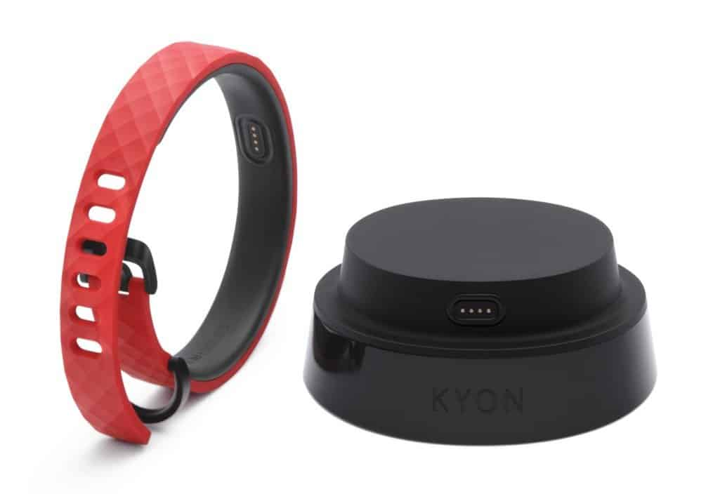 kyon pet tracker red