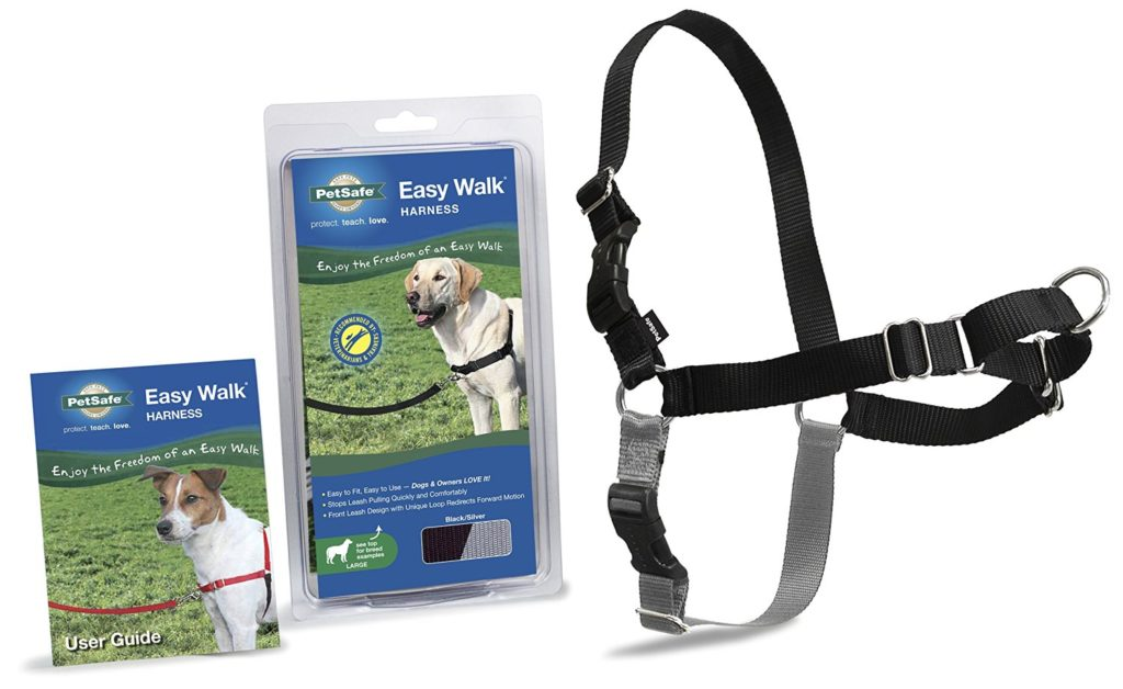 dog front harness