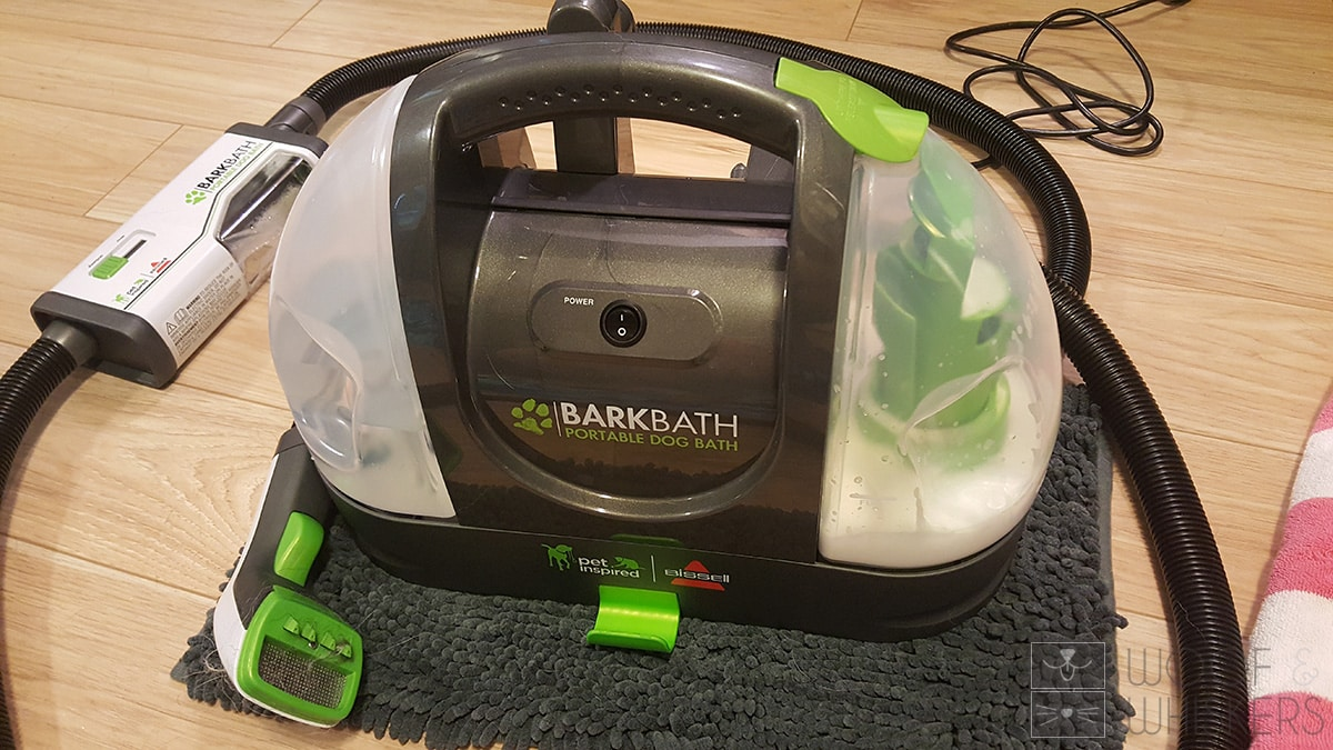 Bissell Barkbath Review Our Hands On Test With A Big Dog