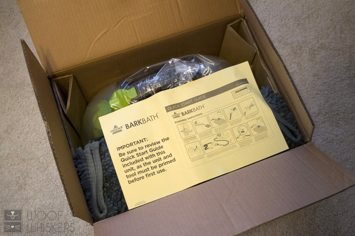 bissell-barkbath-unboxing