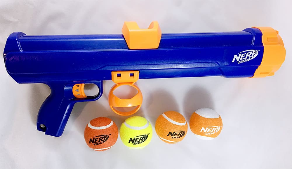 Nerf dog blaster review