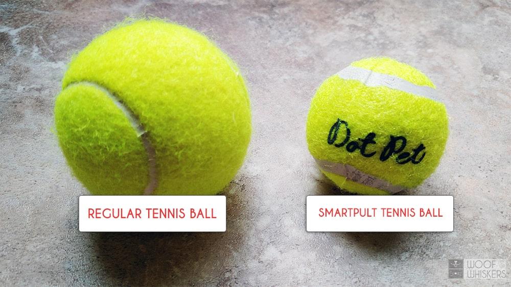 smartpult ball size