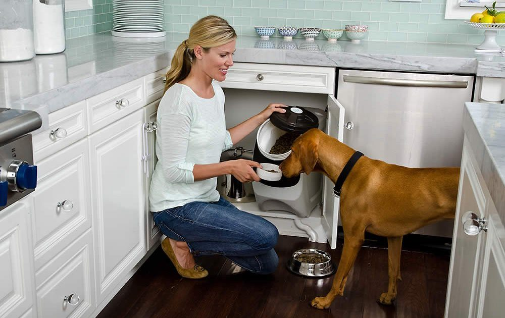 Best Dry Dog Food Storage Containers