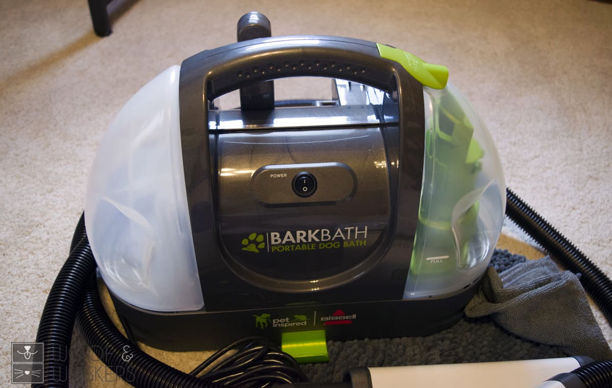 bissell-barkbath-base-review