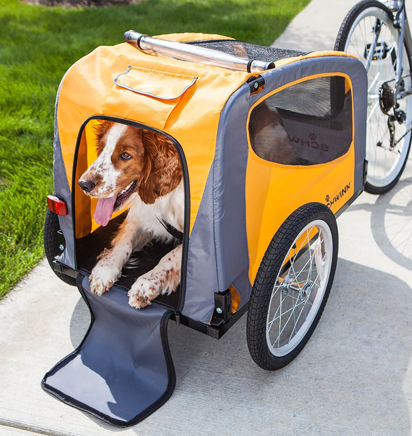 Dog Bicycle Trailers Reviews