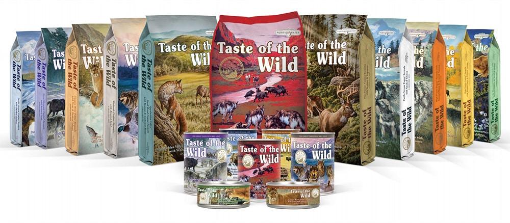 Taste of the Wild variety