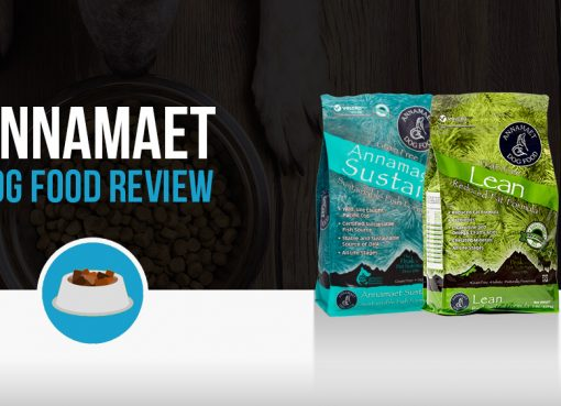 Annamaet dog food review