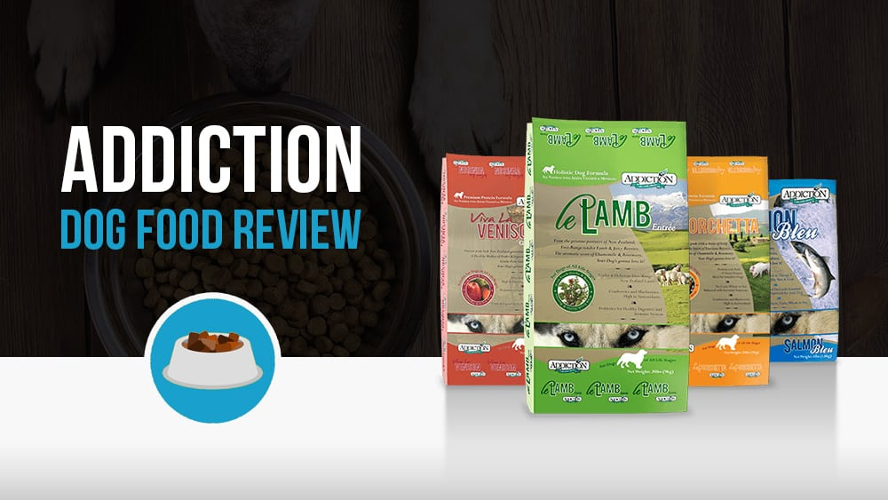 Addiction dog food review
