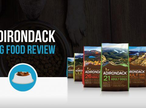 Adirondack dog food review