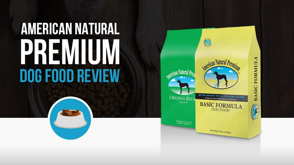 American Natural Premium dog food review