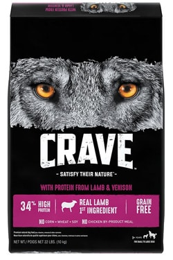 Crave Dog Food Review Woof Whiskers
