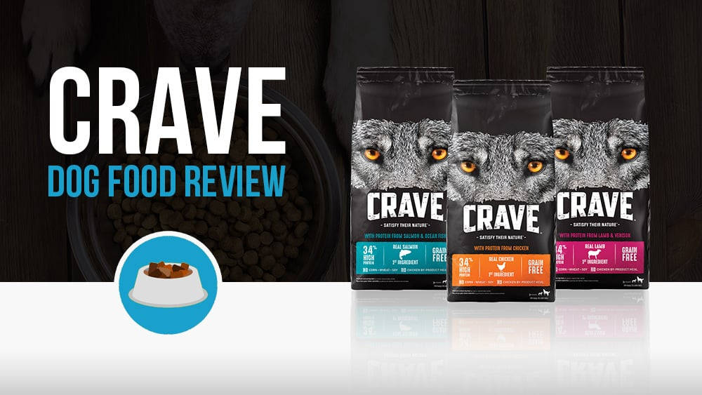 Crave dog food review