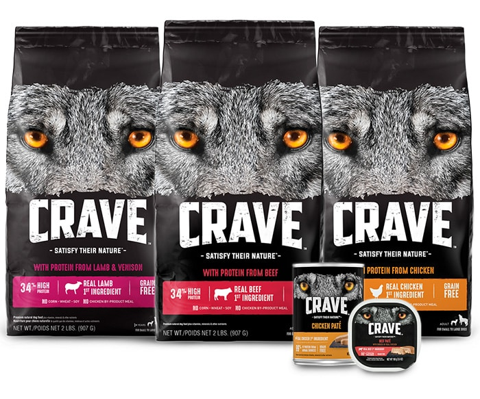 Crave variety