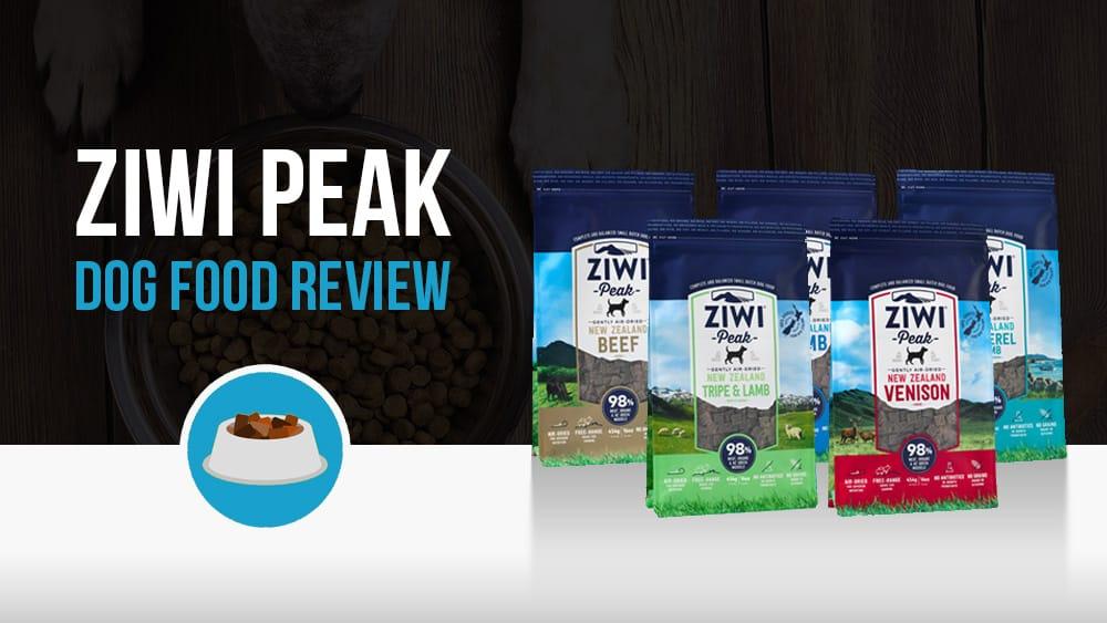 peak dog food reviews