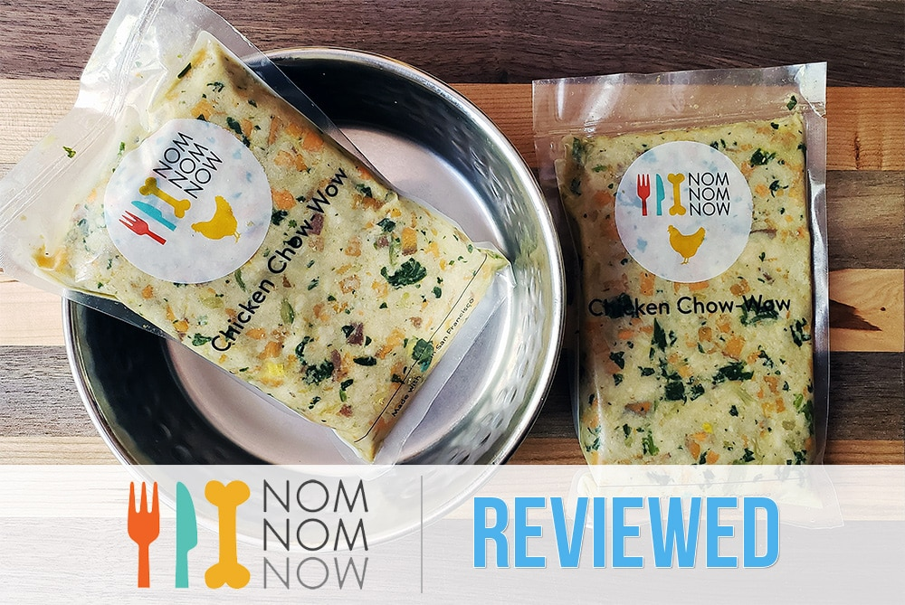NomNomNow review