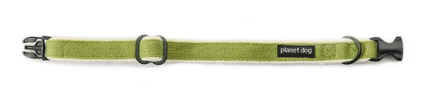 Planet Dog hemp collar