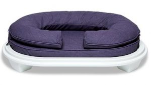 Katherine Elizabeth dog bed