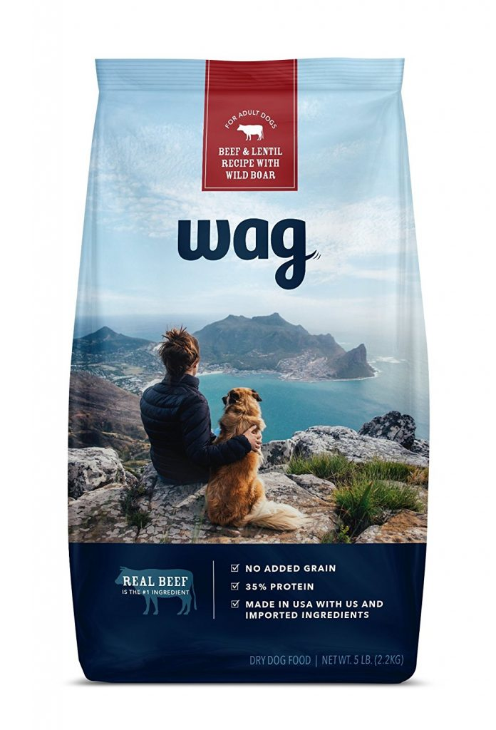 Amazon Launches Own Pet Product Brand, Wag; Starts With Food.