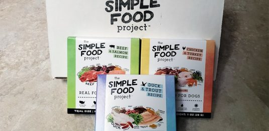 Unboxing Simple Food Project