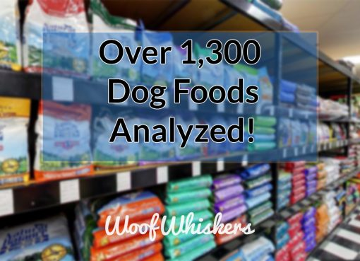 dog food analysis