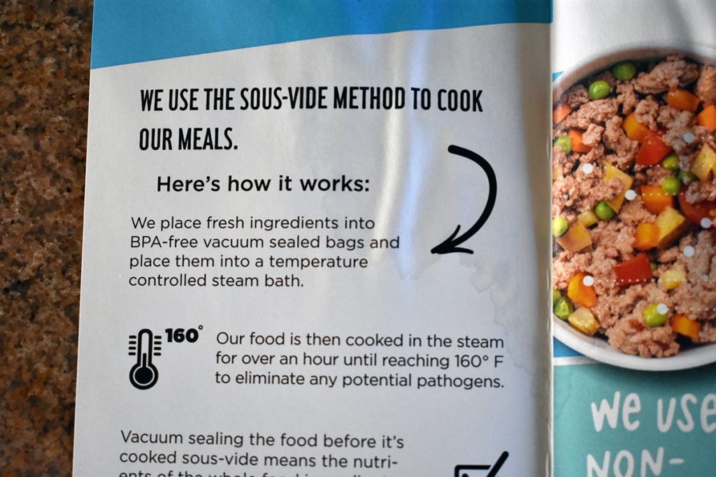 how sous vide works