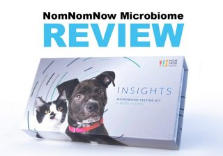 NomNomNow Microbiome kit review