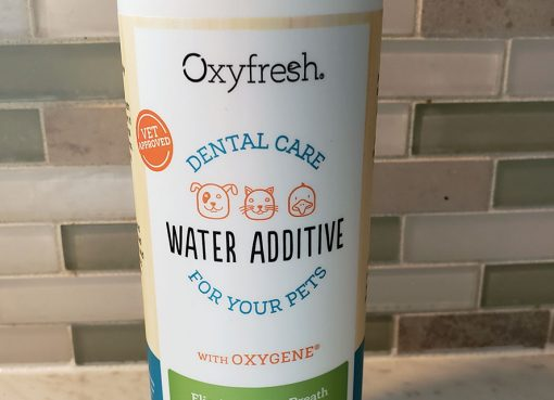oxyfresh dog water additive review