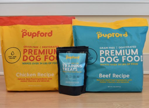 Pupford dog food review