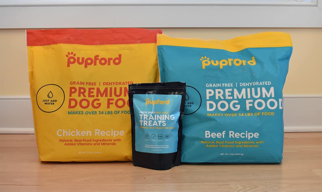 Pupford dog food review