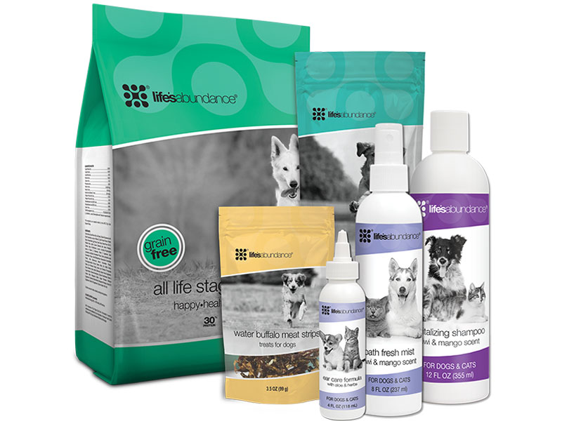 Life abundance dog food review