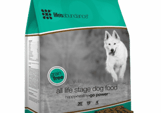 lifes abundance dog food review