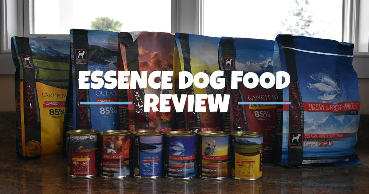 Essence dog food review