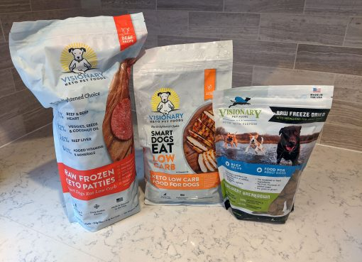 visionary pet product lines