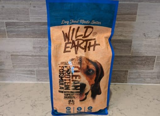 wild earth dog food review