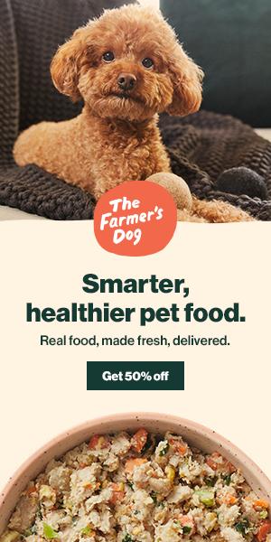 The Farmer's Dog food