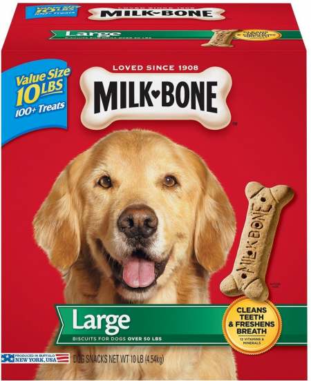 milk bone dog treats review