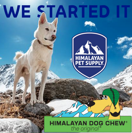 himalayan dog chew review