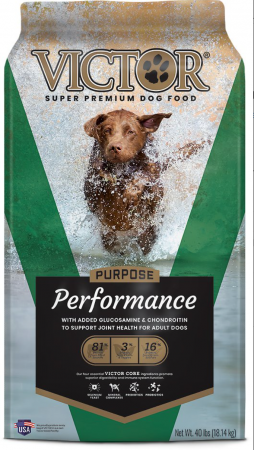 Victor Purpose Performance Formula Dry Dog Food