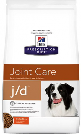 Hill's Prescription Diet j/d Joint Care Chicken Flavor Dry Dog Food