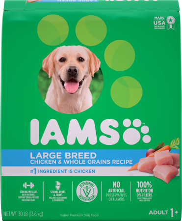 Iams ProActive Health Adult Large Breed Dry Dog Food