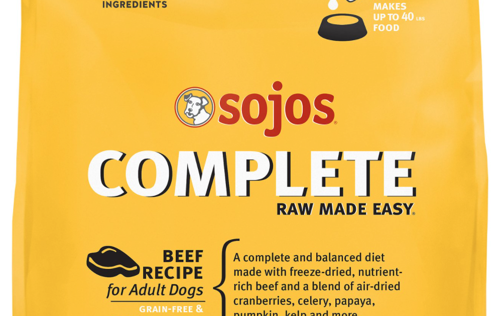 best freeze dried raw dog food